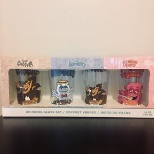 Funko Monster Cereal Drinking Glass Set